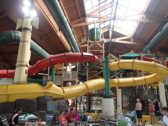 Great Wolf Lodge : Water Fun