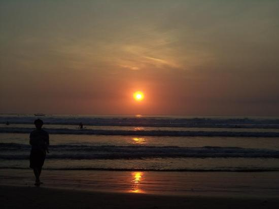Kuta i Bali enkelt