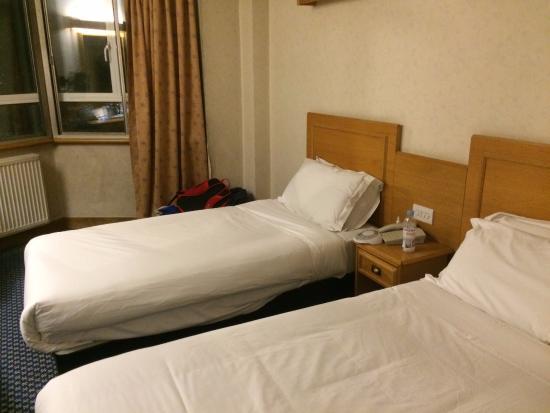 President Hotel London Single Room