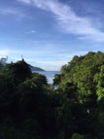 The Aspasia Phuket: View from our balcony
