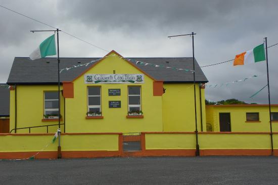 Bullsmouth School, Achill Island, co. Mayo