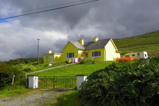 Dugort, Achill Island, co. Mayo