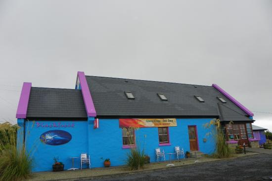 Keel, Achill Island., co. Mayo