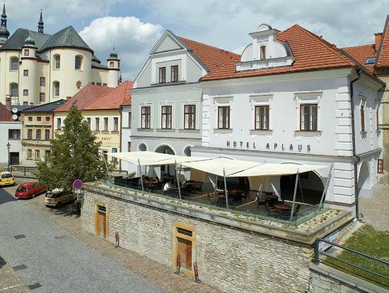 Hotel Aplaus / Litomyšl