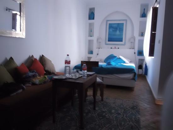 Dar Elma: La chambre d'eau