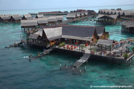 Sipadan kapalai dive resort updated 2018 reviews pulau - Sipadan dive resort ...