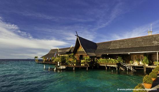 Sipadan kapalai dive resort pulau sipadan malaysia reviews photos tripadvisor - Kapalai sipadan dive resort ...