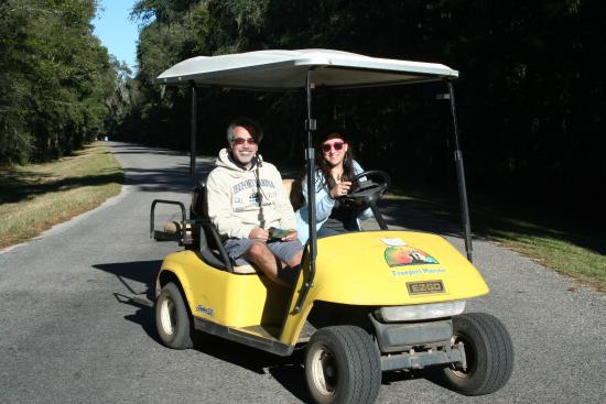 No cars allowed on Daufuskie Island