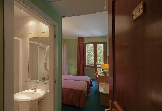 Hotel Meridiana: Twin Room