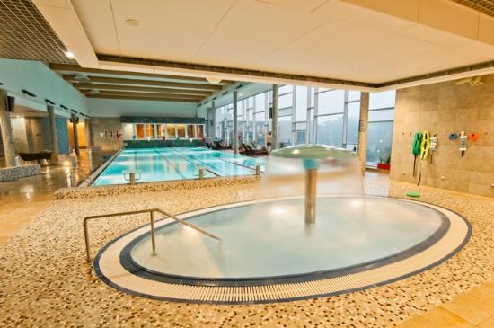 Tervis spa hotel: Sauna and water centre