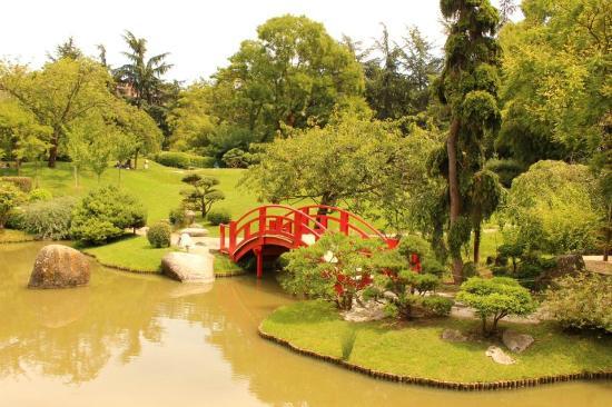 Aire de jeux sympa picture of jardin japonais toulouse for Jardin japonais toulouse