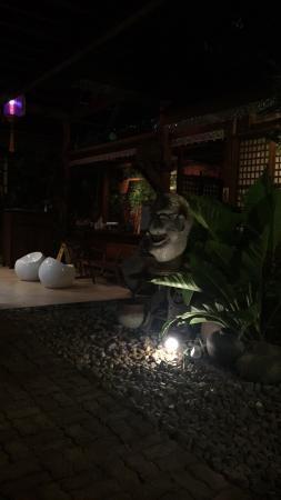 Auténtica decoración Filipina