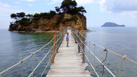Πόρτο Κούκλα, Ελλάδα: Procházka do nejbližšího městečka