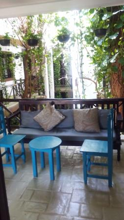 Hotel Boutique Posada Mariposa: Muy buena ubicacion y personal muy amable