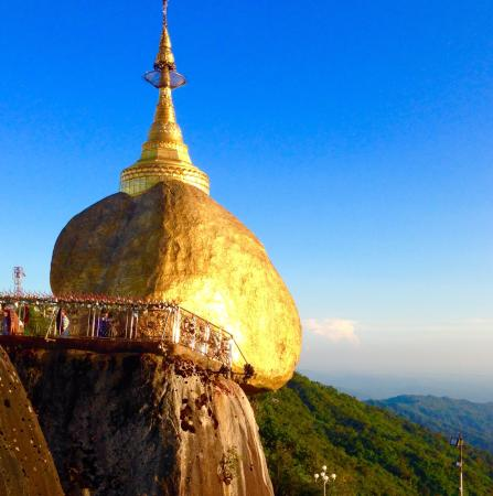 Asia Tour Advisor-Myanmar Day Trip