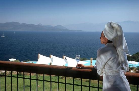Nikiana, Greece: SUPERIOR ROOM SEA VIEW