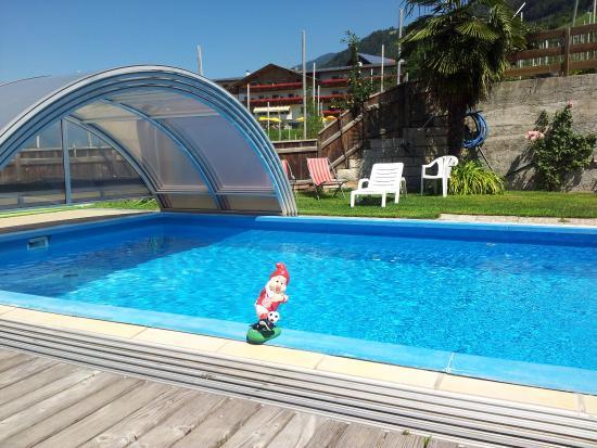 Gasthof Tiefenbrunn : Relaxen am Pool