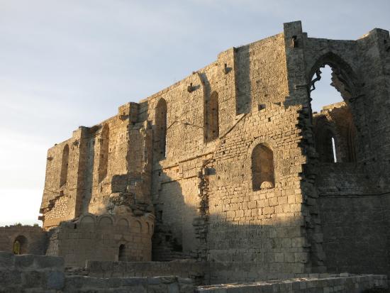 Gigean, Francia: Abbaye st Félix de Monceau