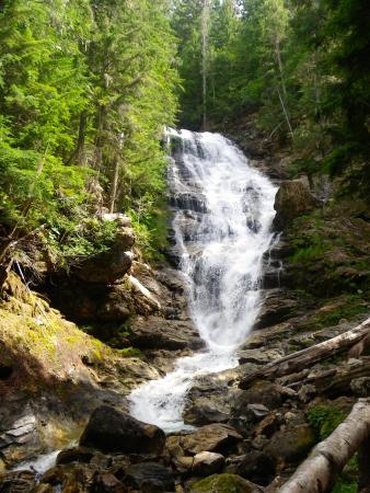 Blue River, Canada: Cascade