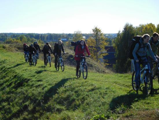 Miensk Bike Tour