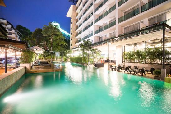 Hotel Vista Pattaya: Exterior