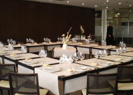 Hotel Europa: Restaurante