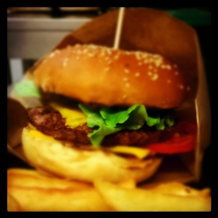 The Temple Bar: El Tempio Burger