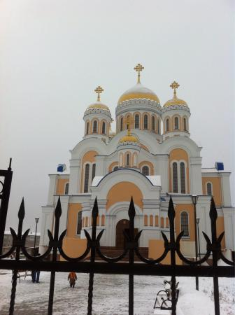 Church of the Icon of the Holy Virgin of Tenderness