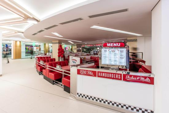 Ed's Easy Diner Nottingham Victoria Centre