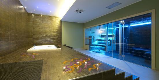 Private spa relax di coppia foto di hotel principe di for Siracusa hotel spa