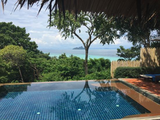 Phi Island Village Beach Resort Pool Villa
