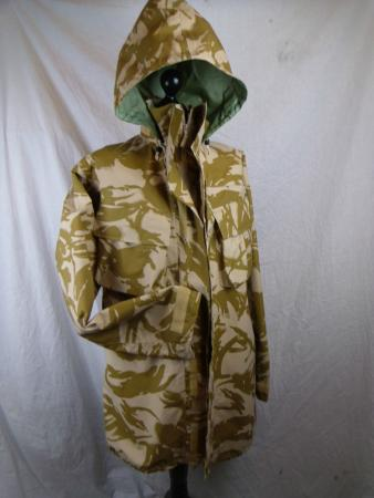 Колдстрим, UK: British desert Gortex jacket