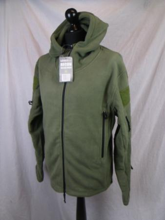 Coldstream, UK: Recon fleece. Thick and warm. Large sizes.