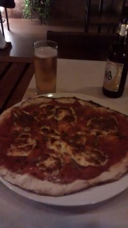 Comme Chez Soi - Bistro: Pizza at Comme Chez Soi