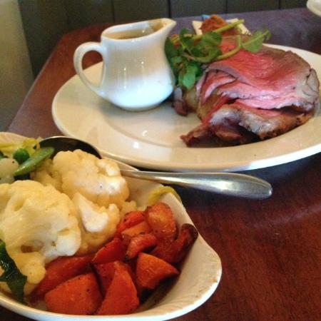England Christmas Dinner.Amazing Christmas Dinner Review Of The Holcombe Inn