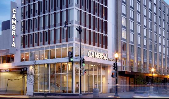 cambria hotel washington picture of cambria hotel. Black Bedroom Furniture Sets. Home Design Ideas
