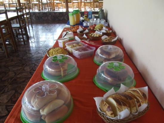 Funilandia: Café da manhã