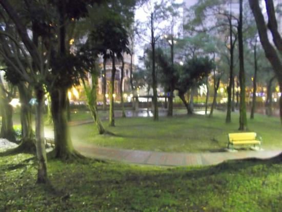 Zhongqiang Park