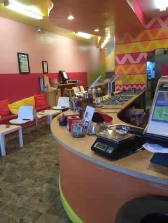 Lafayette Hill, Pensilvania: Top This! Frozen Yogurt and More