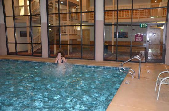 Best Western Plus Ruby S Inn Swimming Pool