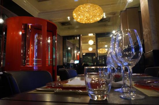 Nikkei - Fusion Restaurant & Lounge