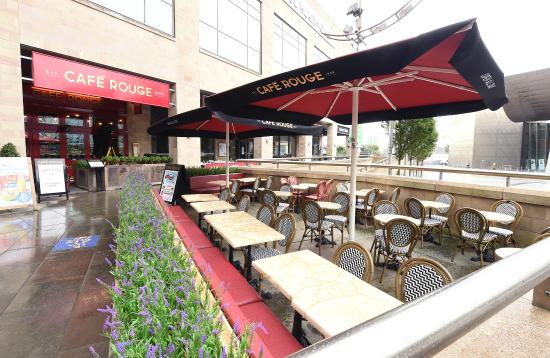 Cafe Rouge - Salford Quays