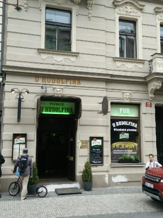 Cafe Rudolfinum