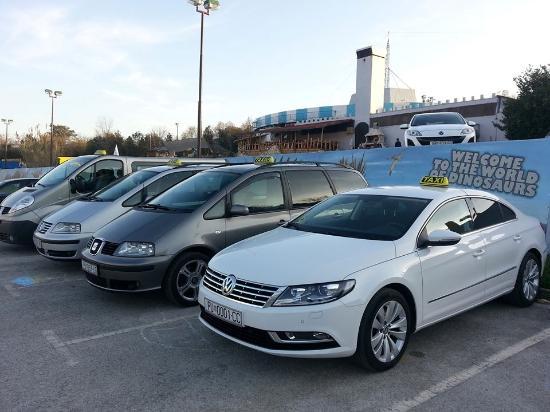 Taxi service & Transfers Funtana-Porec