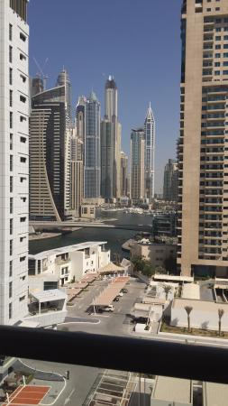 Window View - City Premiere Marina Hotel Apartments Photo