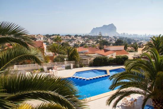 Gran Sol Calpe : View from room