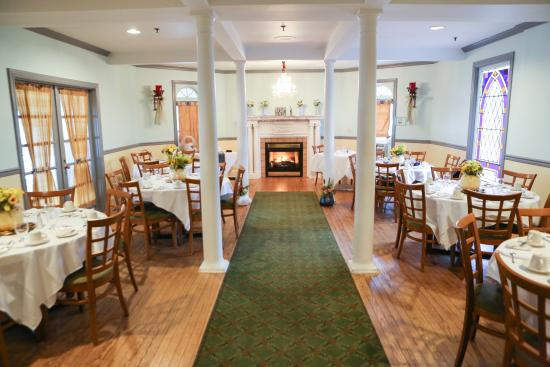 Bay Head, Νιού Τζέρσεϊ: Dining area