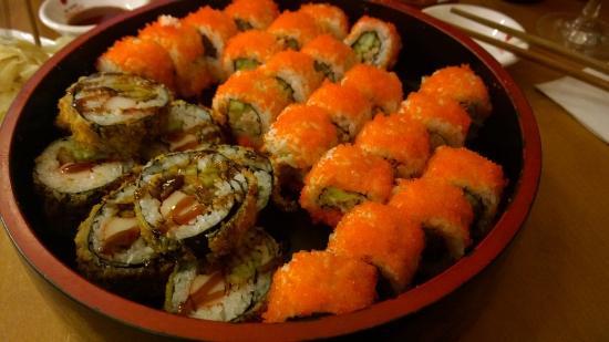 Aki Tatsu Sushi