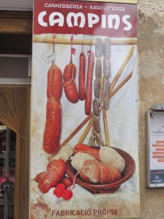 Wochenmarkt in Sineu