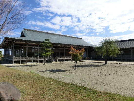 Itsukinomiya Hall for Historical Experience: 体験館外観